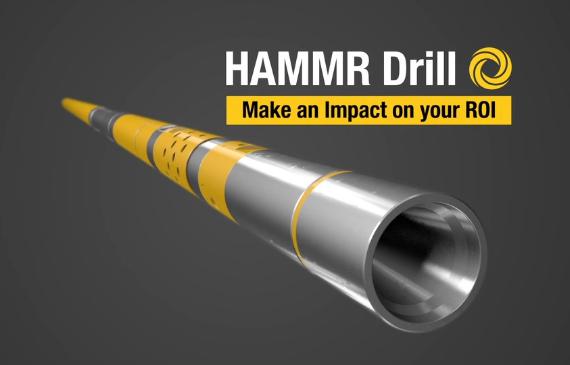 HAMMR Drill